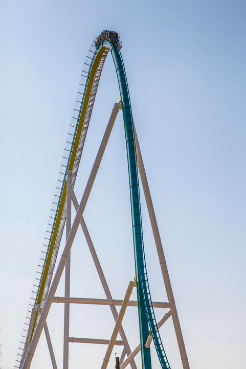 6. Fury 325 Lift Hill