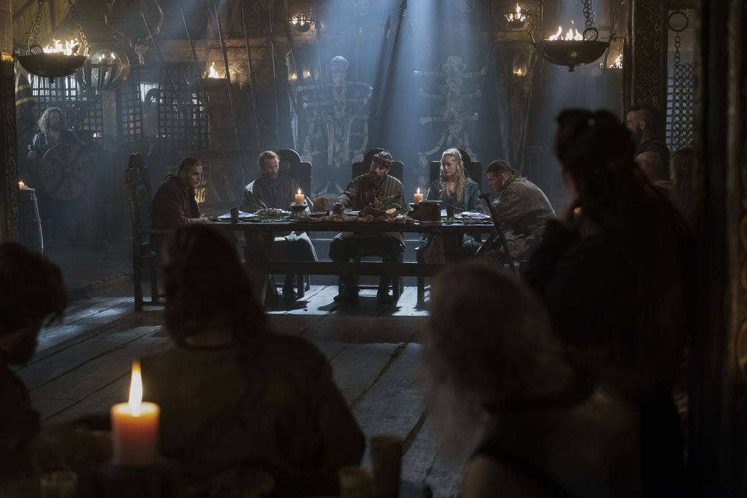 Ivars Schatten - Bildquelle: 2020 TM Productions Limited / T5 Vikings IV Productions Inc. All Rights Reserved. An Ireland-Canada Co-Production.