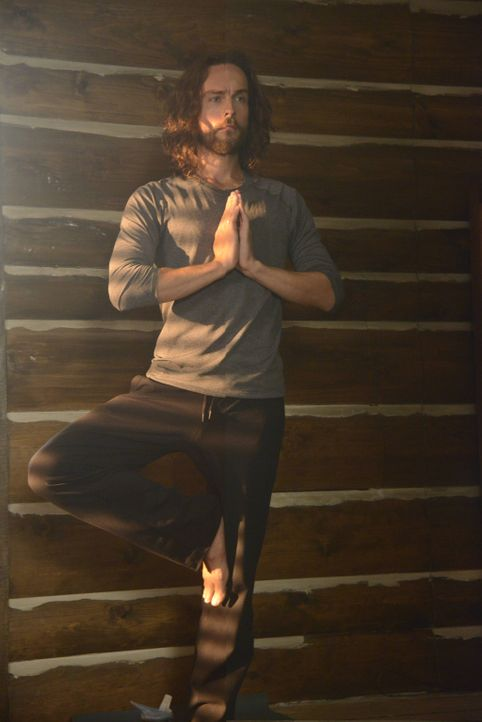 Kann wirklich Yoga Ichabod (Tom Mison) dabei helfen, das Geständnis von Katrina zu verarbeiten? - Bildquelle: 2014 Fox and its related entities. All rights reserved