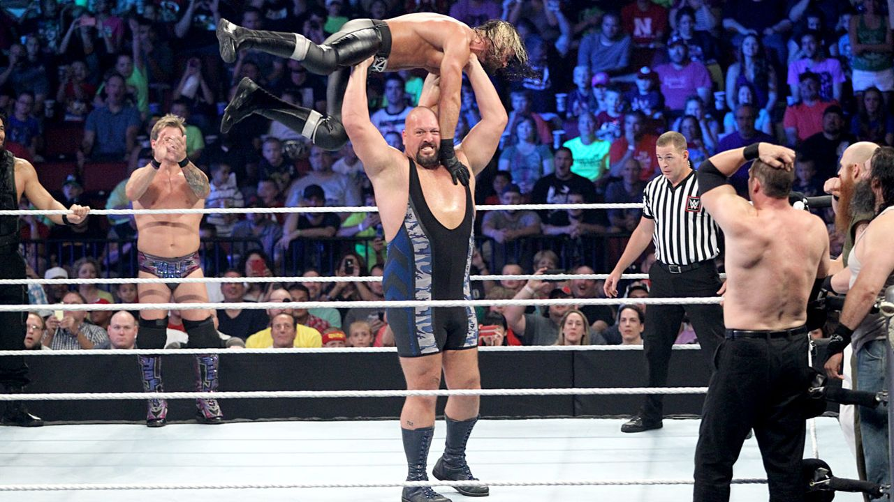 SmackDown 07. September12