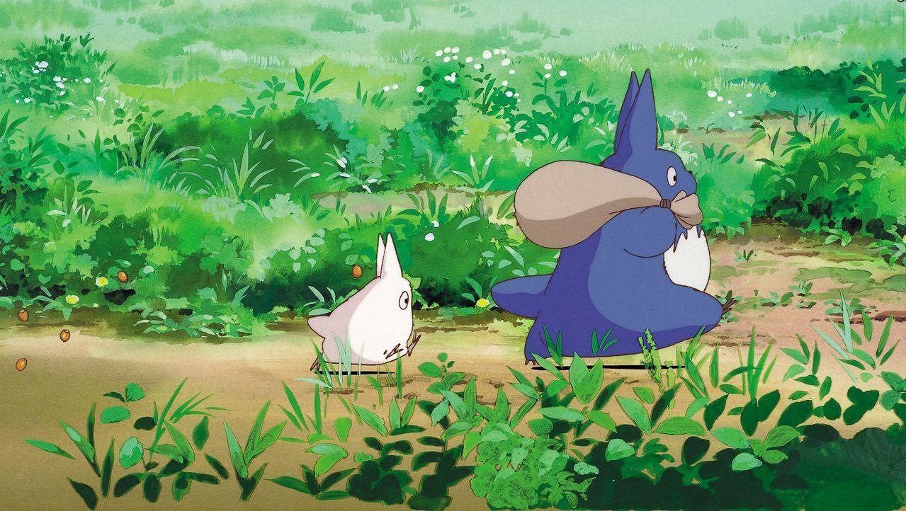 Totoros - Bildquelle: Wild Bunch Germany