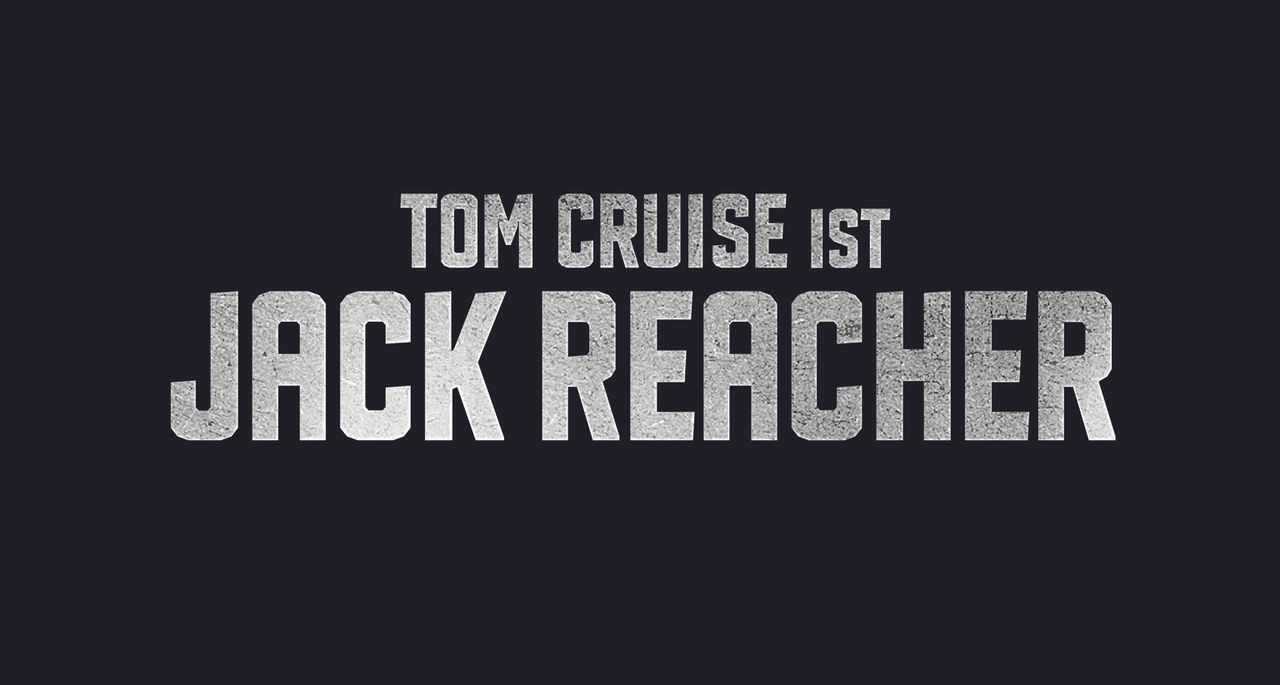 Jack Reacher - Logo - Bildquelle: Karen Ballard MMXII Paramount Pictures Corporation. All Rights Reserved.