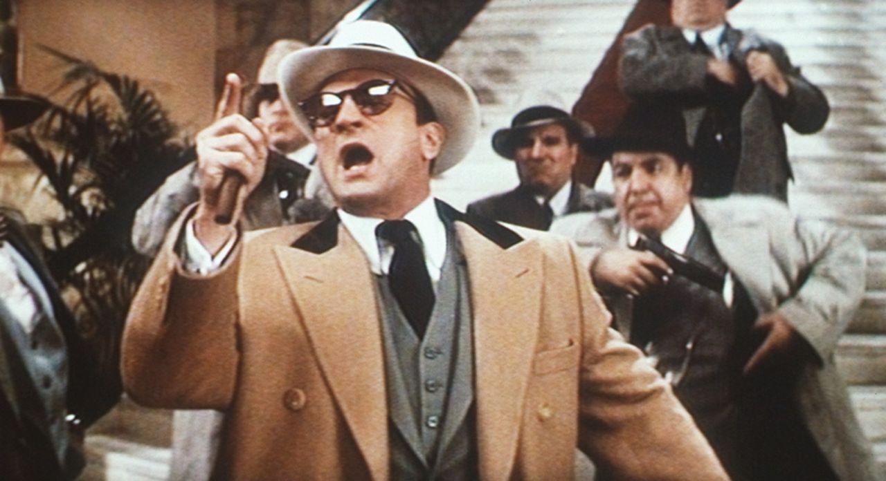 Chicago wird beherrscht von Verbrechersyndikaten, Bandenkriegen und illegalem Alkoholgeschäft. Ungekrönter Herrscher ist der berüchtigte Gangster... - Bildquelle: Paramount Pictures