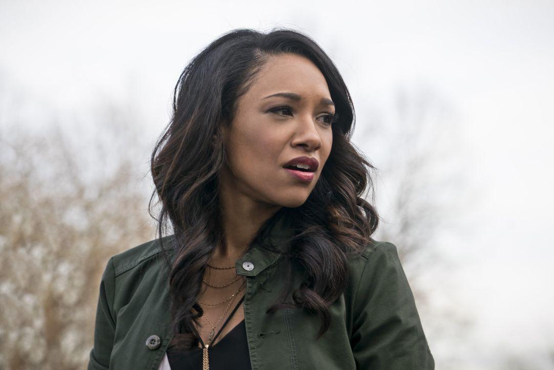 Iris (Candice Patton) versucht, Barry beizustehen und auch ohne Anzug ein Held zu sein ... - Bildquelle: Warner Bros. Entertainment, Inc.