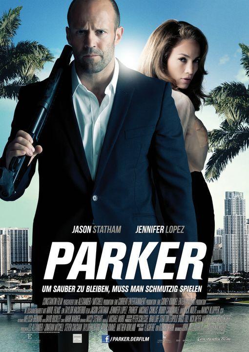 PARKER - Plakatmotiv - Bildquelle: Jack English 2013 Constantin Film Verleih GmbH