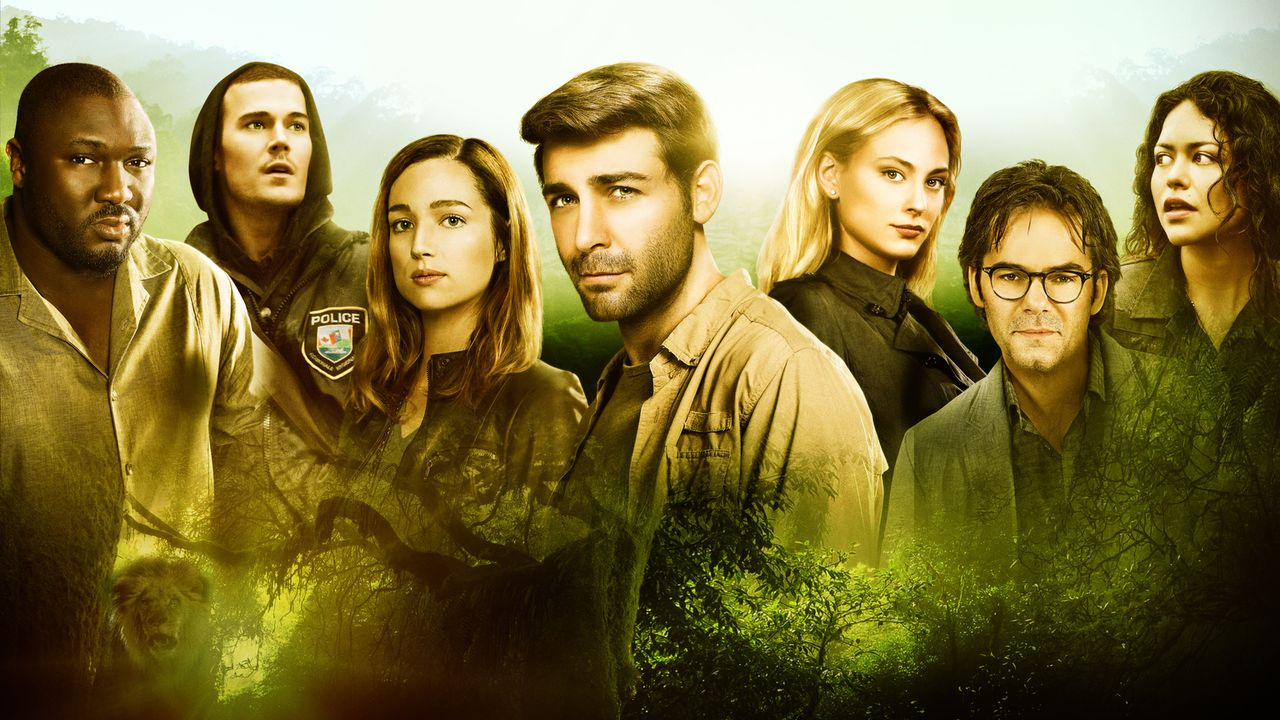 (2. Staffel) - ZOO - Artwork - Bildquelle: 2016 CBS Broadcasting Inc. All Rights Reserved.