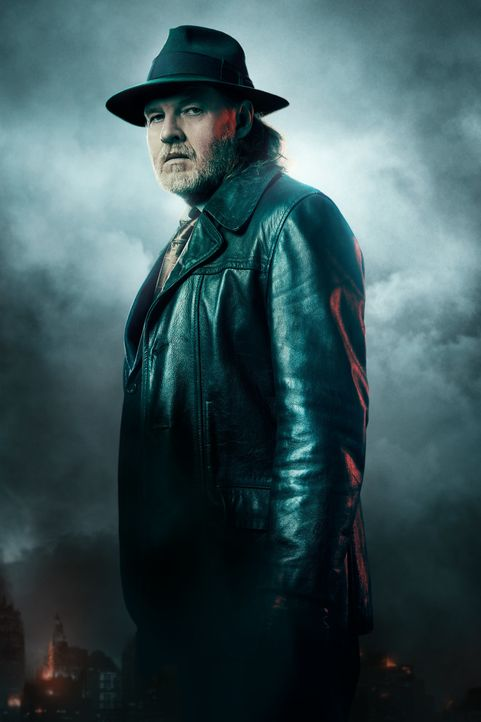 (5. Staffel) - Harvey Bullock (Donal Logue) - Bildquelle: 2018 Warner Bros. Entertainment Inc.  All Rights Reserved.