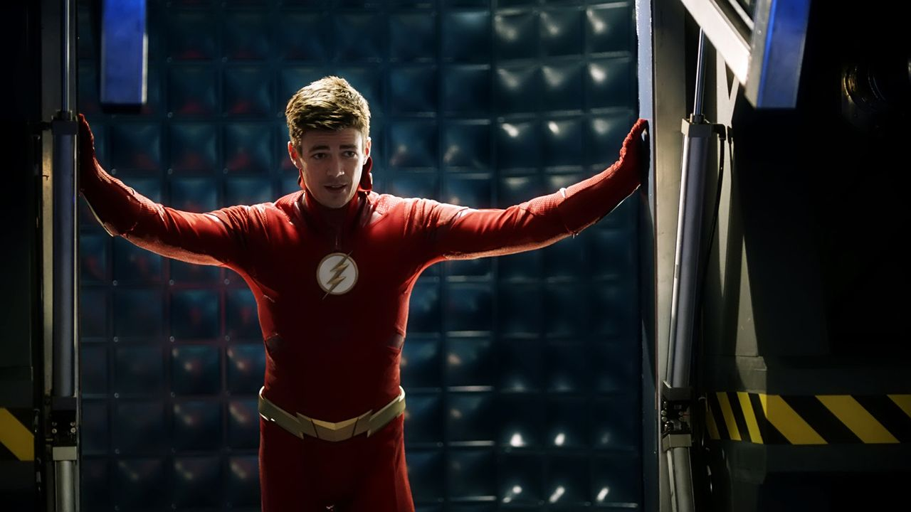Barry (Grant Gustin) - Bildquelle: 2018 The CW Network, LLC. All rights reserved.