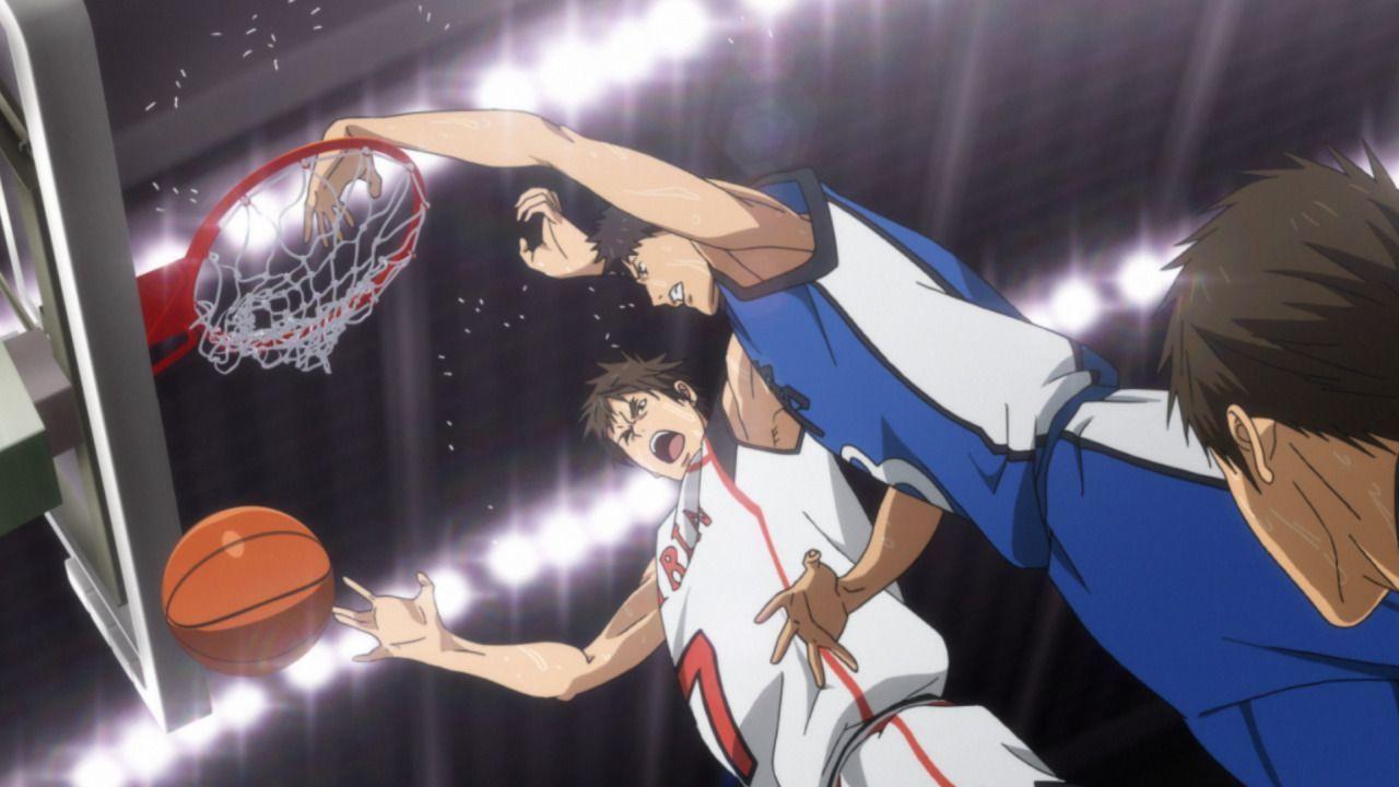 Um zu gewinnen - Bildquelle: Tadatoshi Fujimaki/SHUEISHA,Team Kuroko