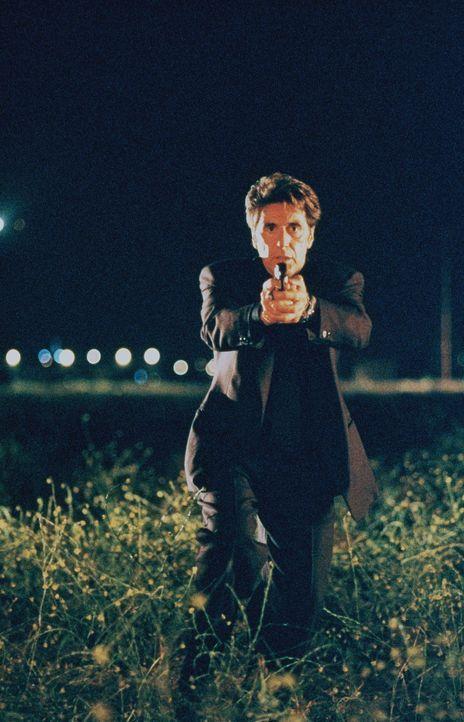 Wäre da nicht der feine Unterschied zwischen Recht und Unrecht, könnten Detektiv Hanna (Al Pacino) und Profi-Gangster McCauley gute Freunde sein. Tr... - Bildquelle: Warner Bros.