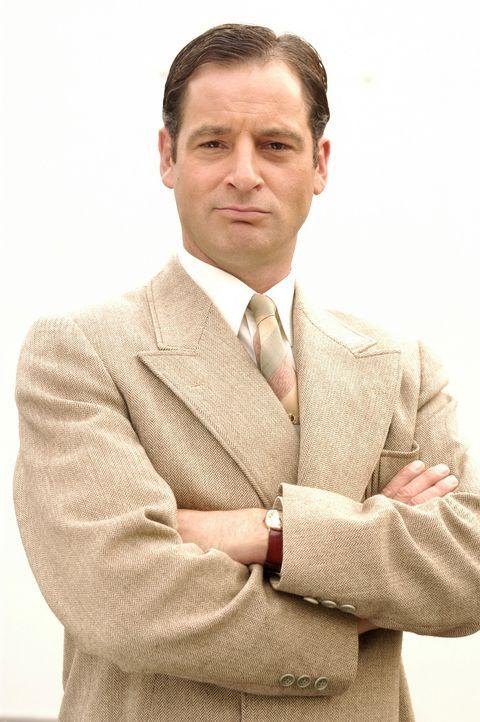 Der herausragende Walter Hagen (Jeremy Northam) muss sich doch tatsächlich einen jungen neuen Golfspieler geschlagen geben ... - Bildquelle: 2003 Bobby Jones Film, LLC. All Rights Reserved.