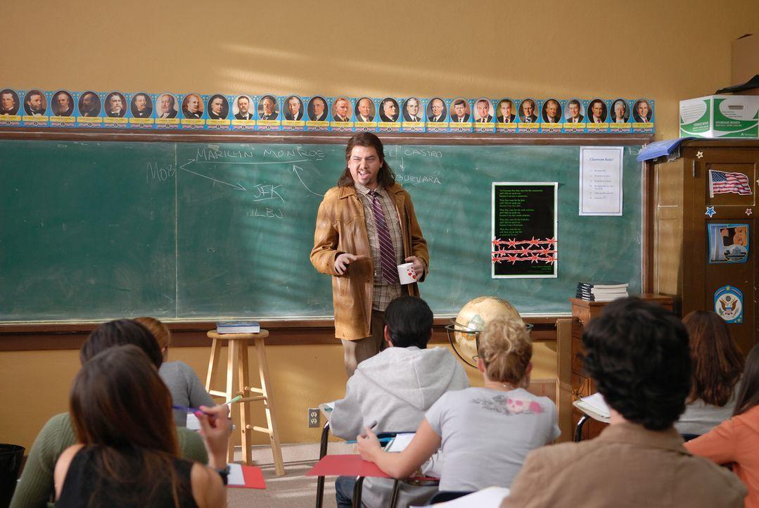 Ist für eine Überraschung gut: Don (Danny McBride) ... - Bildquelle: 2007 Paramount Pictures