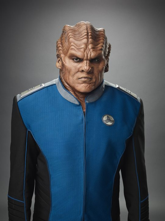 Lieutenant Commander Bortus (Peter Macon) - Bildquelle: Andrew Eccles 2019 Twentieth Century Fox Film Corporation.  All rights reserved. / Andrew Eccles