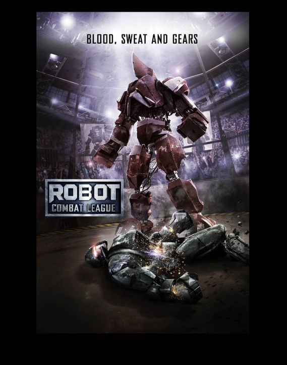 ROBOT COMBAT LEAGUE - Artwork - Bildquelle: 2012 Syfy Media LLC