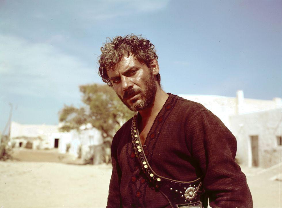 Der gefürchtete Banditenführer Indio (Gian Maria Volontè) ist für seine Schießfreudigkeit in ganz Mexiko bekannt ... - Bildquelle: United Artists
