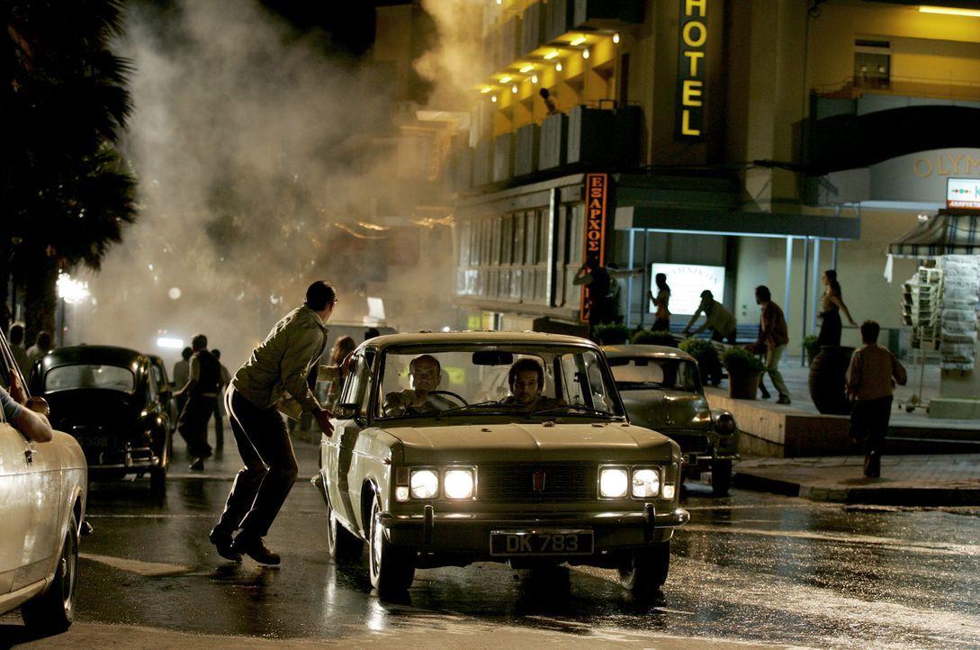 Dem Anschlag von München folgte eine Vergeltungsaktion durch den Staat Israel, die bis dahin ebenso einmalig war wie das Attentat selbst: Die Rächer... - Bildquelle: 2005 UNIVERSAL STUDIOS and DREAMWORKS LLC.