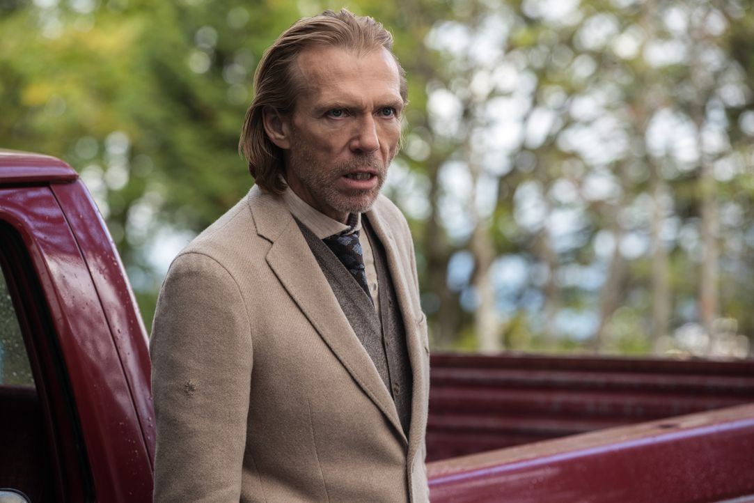 Luther Shrike (Richard Brake) - Bildquelle: Jack Rowand 2017 The CW Network, LLC. All Rights Reserved / Jack Rowand