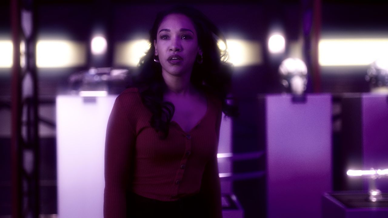 Iris (Candice Patton) - Bildquelle: 2018 The CW Network, LLC. All rights reserved.