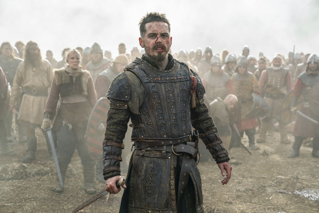 Alfred (Ferdia Walsh-Peelo) - Bildquelle: 2020 TM Productions Limited / T5 Vikings IV Productions Inc. All Rights Reserved. An Ireland-Canada Co-Production.