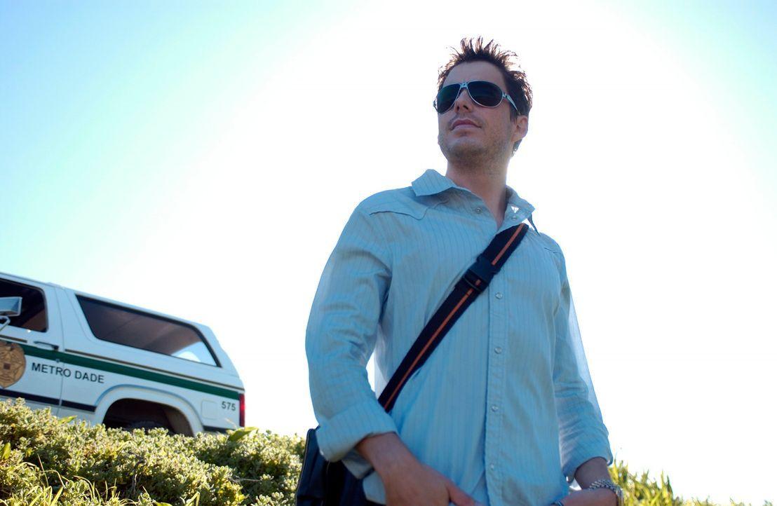 Aron Ackerman (John Sloan) hat das Pech, der Erste zu sein ... - Bildquelle: The Sci-Fi Channel