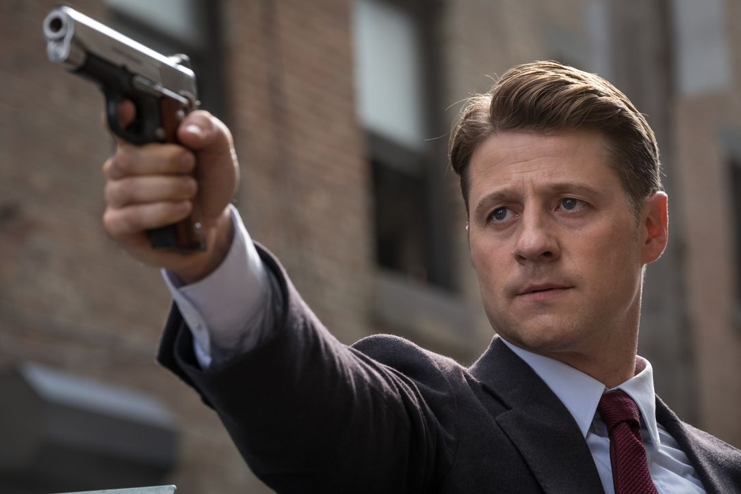 James Gordon (Ben McKenzie) - Bildquelle: Jeff Neumann 2018 Fox Broadcasting Co. / Jeff Neumann