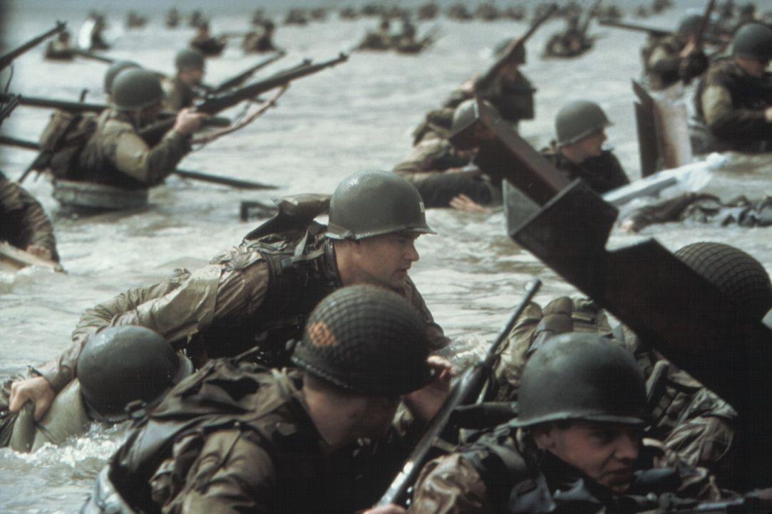 Die Invasion beginnt und damit ein Gemetzel ohnegleichen ... - Bildquelle: United International Pictures
