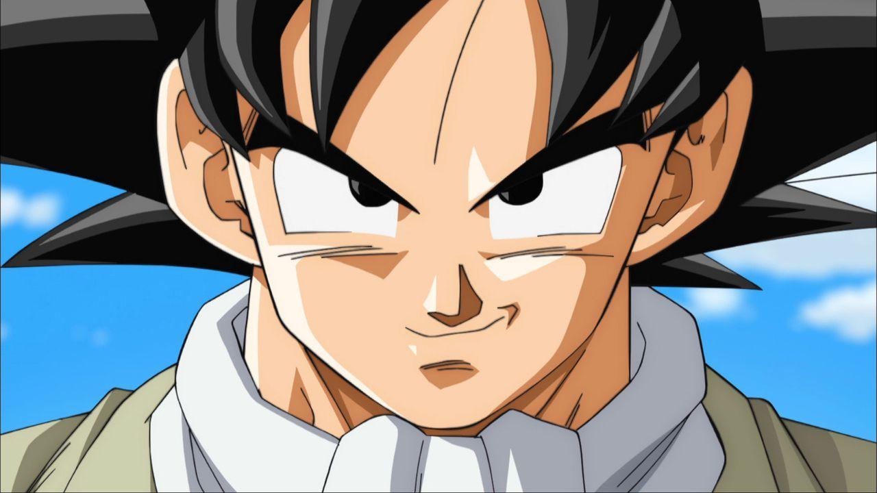 Es herrscht endlich Frieden auf der Erde. Während Goku (Bild) in der Landwirtschaft arbeitet und heimlich trainiert, haben Hohan und Videl geheirate... - Bildquelle: BIRD STUDIO/SHUEISHA, TOEI ANIMATION   B.S./S., T.A.