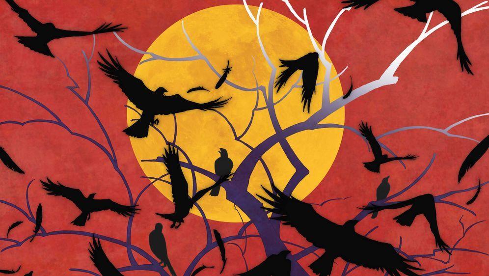 Kizumonogatari: Blut und Eisen - Bildquelle: NISIOISIN/KODANSHA, ANIPLEX, SHAFT