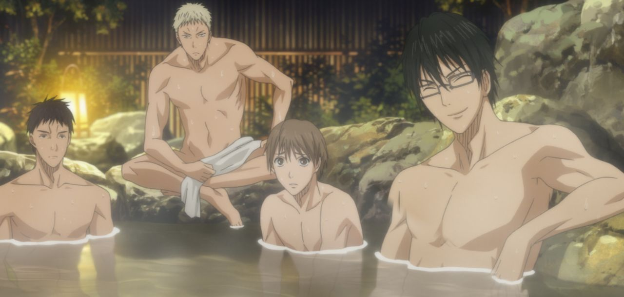 Das nennt man Vorfreude - Bildquelle: Tadatoshi Fujimaki/SHUEISHA, Team Kuroko