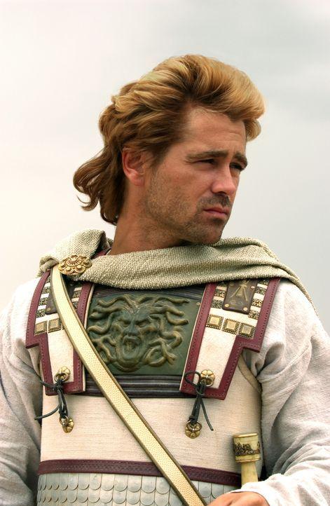 Bereits zu Lebzeiten ein Mythos: Alexander der Große (Colin Farrell) ... - Bildquelle: Constantin Film