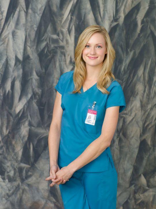 (9. Staffel) - Verbringt ihre Zeit sowohl an der Uni, als auch im New Sacred Heart: Medizinstudentin Lucy (Kerry Bishe) ... - Bildquelle: Touchstone Television