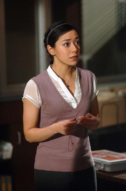 Ist bereit, Dean und Sam zu helfen, auch wenn es ihr leben kosten würde: Nancy (Aimee Garcia) ... - Bildquelle: Warner Bros. Television