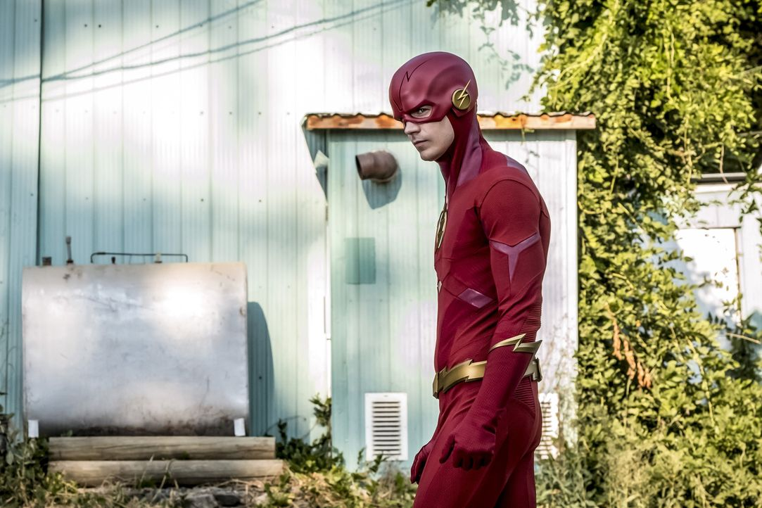 Barry alias The Flash (Grant Gustin) - Bildquelle: Katie Yu 2018 The CW Network, LLC. All rights reserved.