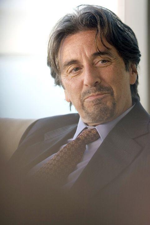 Zeigt seinem Protegé, dass das süße Leben auch nur ein Spiel ist: Walter Abraham (Al Pacino) ... - Bildquelle: Morgan Creek Productions