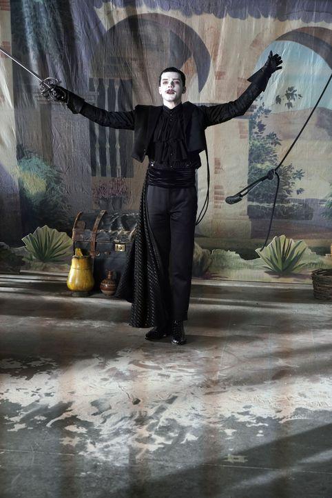 Jeremiah Valeska (Cameron Monaghan) - Bildquelle: Giovanni Rufino 2019 Fox Broadcasting Co. / Giovanni Rufino