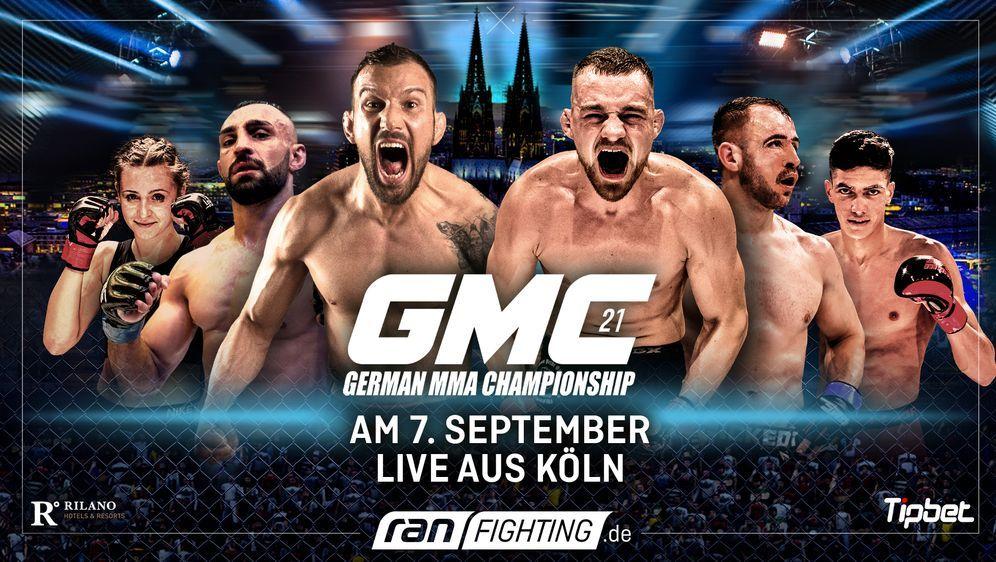 ran Fighting: GMC21 - Bildquelle: ProSieben MAXX/Seven Sport