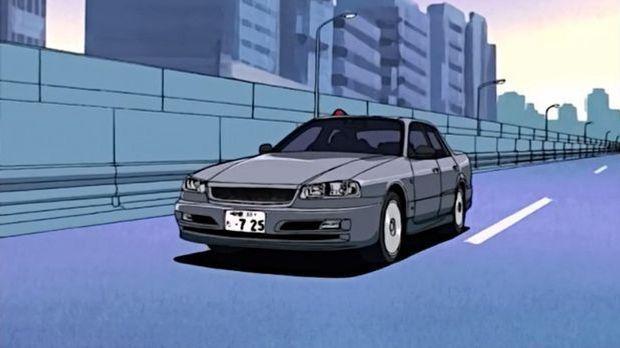 Nissan Skyline bei Detektiv Conan