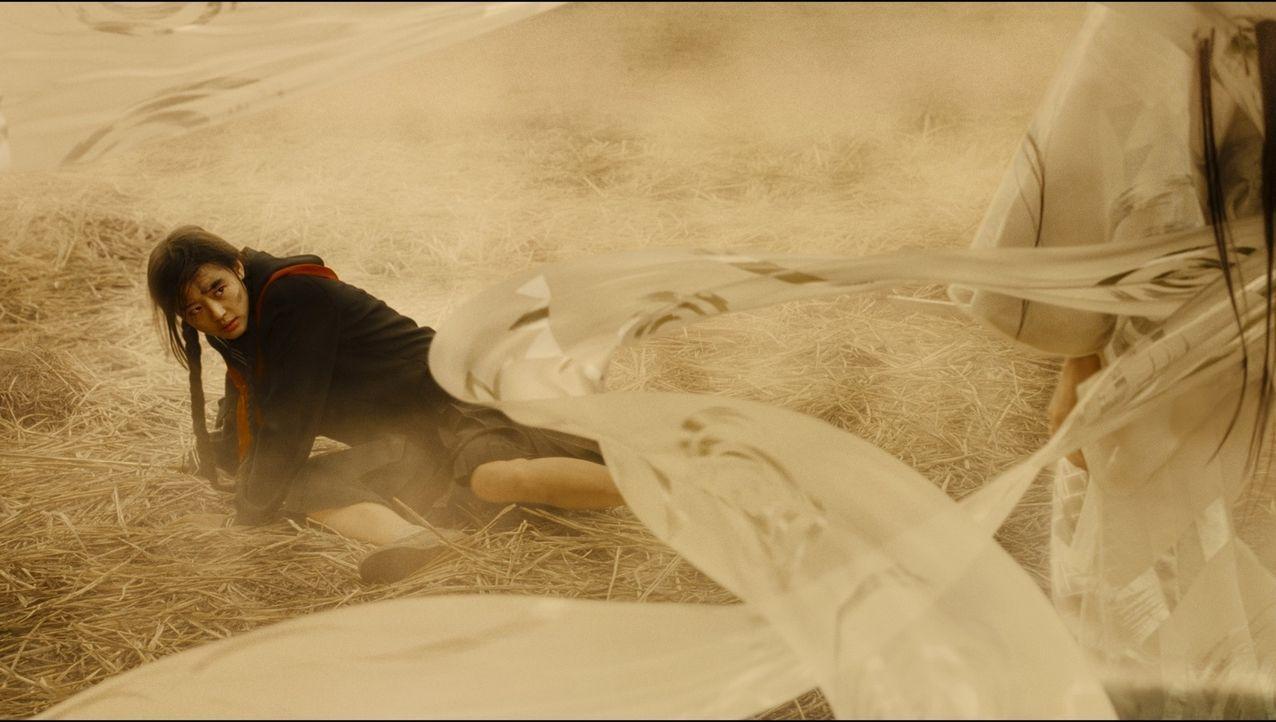 Aug in Aug mit ihrer verhassten Feindin: Saya (Gianna Jun) ...
