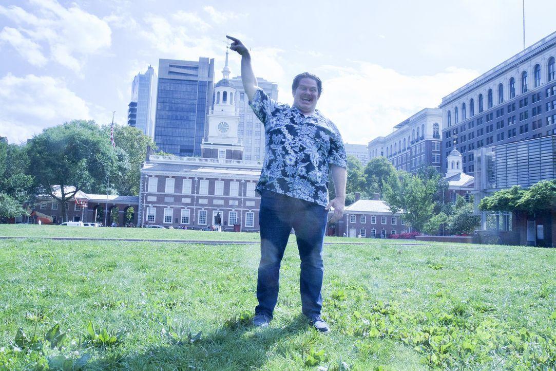 Casey Webb begibt sich auf eine kulinarische Reise durch die Vereinigten Staaten und ist dieses Mal in Philadelphia zu Gast ... - Bildquelle: 2017, The Travel Channel, LLC. All Rights Reserved.