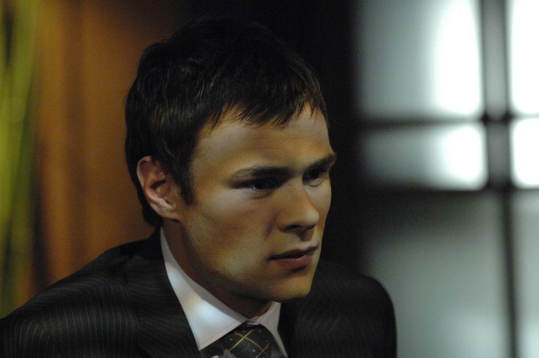 Shawn (Patrick Flueger) kandidiert für den Stadtrat. Ist das eine gute Entscheidung? - Bildquelle: Viacom Productions Inc.