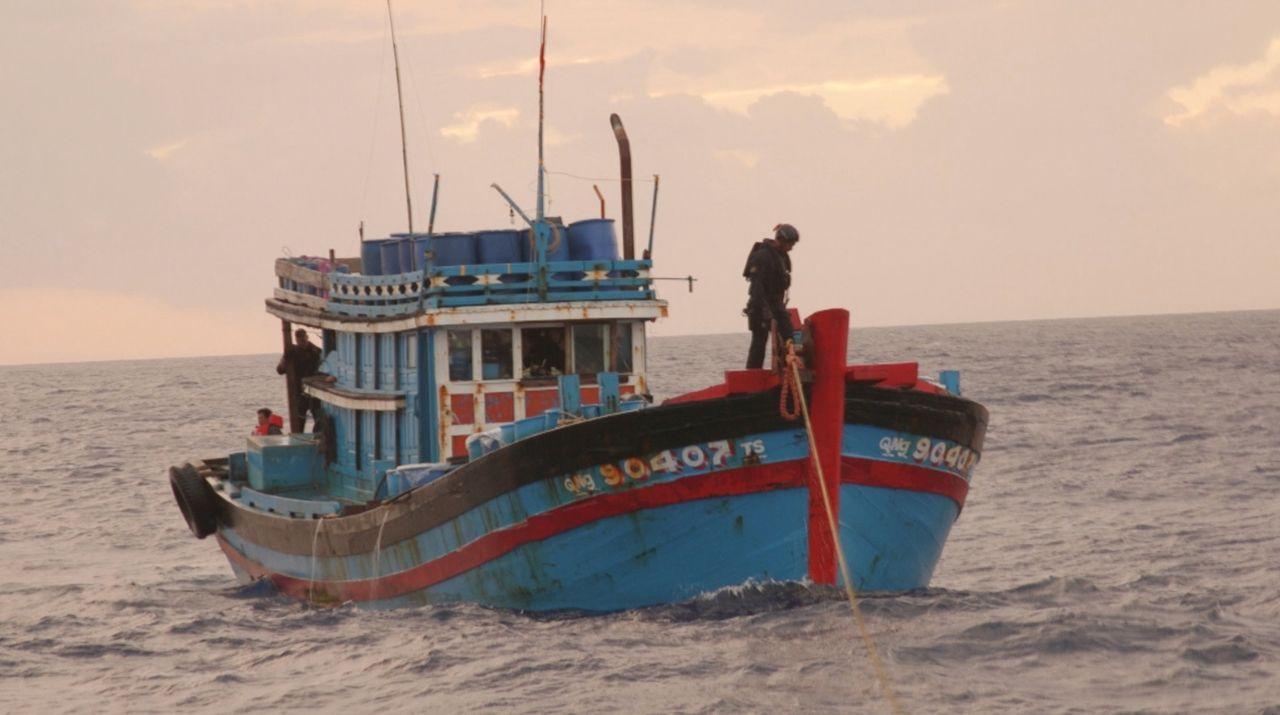 Die indonesischen Fischer - Bildquelle: Seven Productions 2017