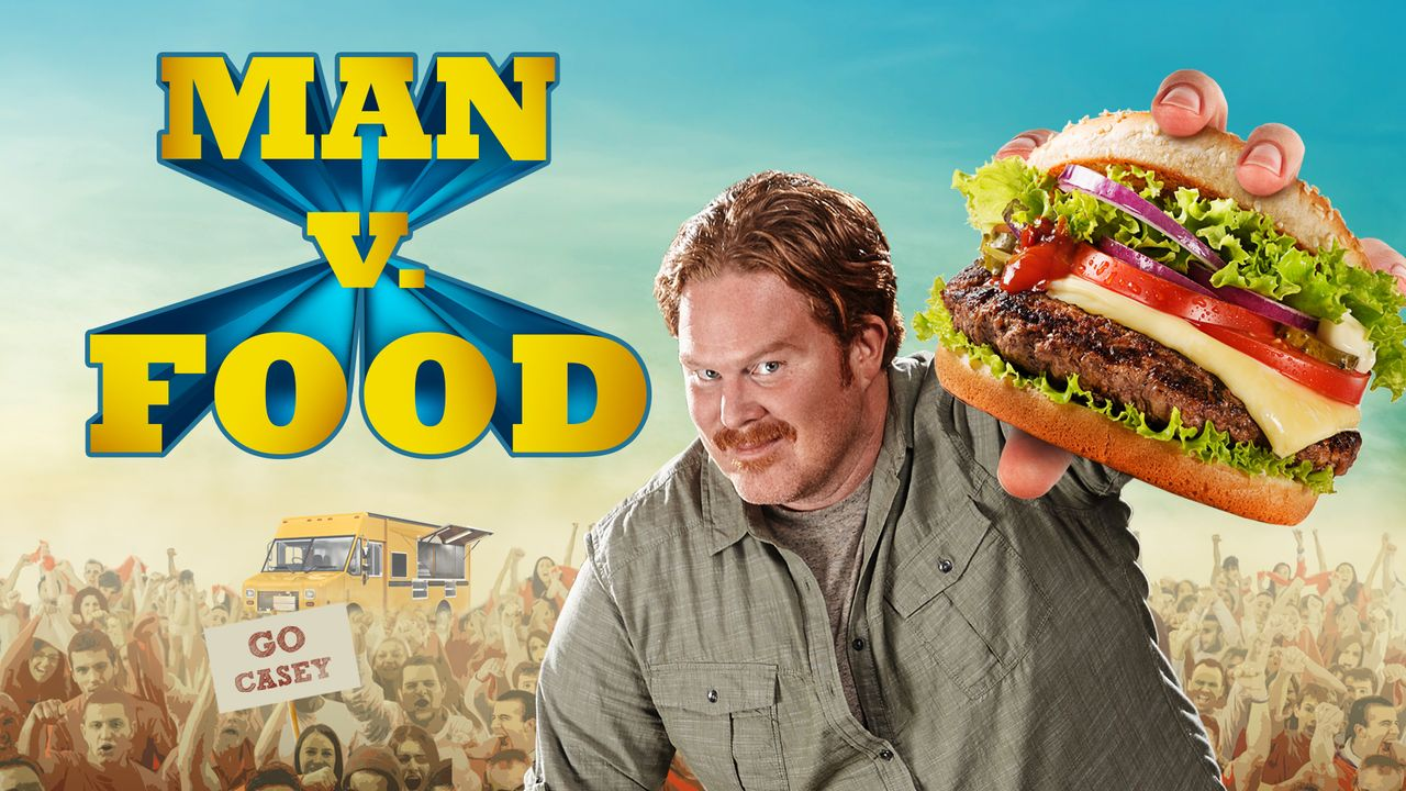 (4. Staffel) - Man vs. Food - Die XXL-Challenge! - Artwork - Bildquelle: Discovery Inc