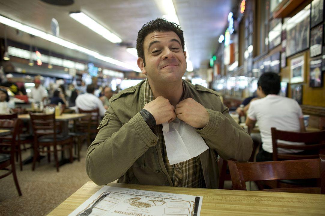 Von Harlem bis nach New York auf der Suche nach den kulinarischen Highlights: Adam Richman ... - Bildquelle: 2008, The Travel Channel, L.L.C.