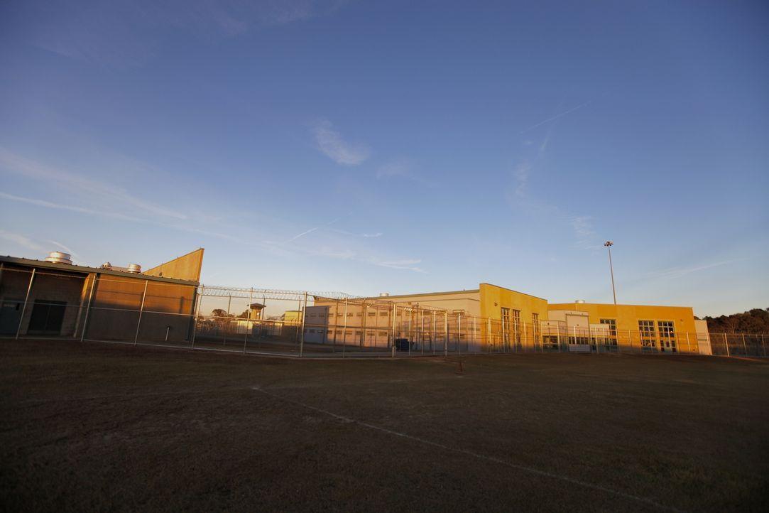 Im Smith State Prison herrscht ein täglicher Kampf um die Vorherrschaft ... - Bildquelle: part2pictures