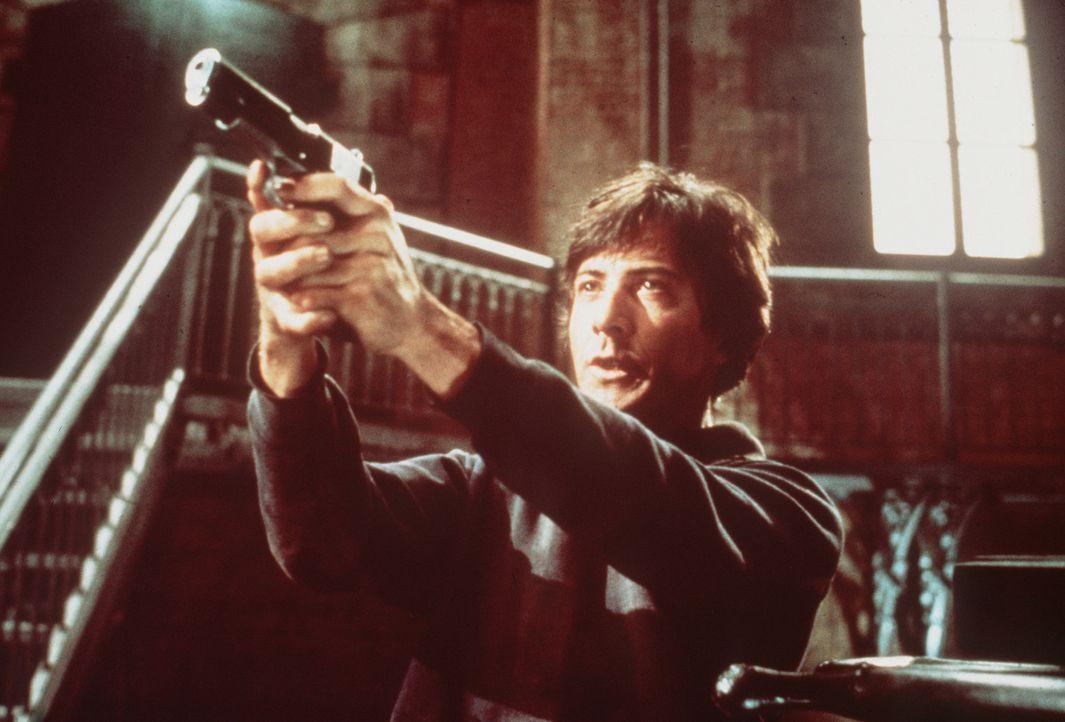 Nach dem Tod seines Bruders wird der New Yorker Student Babe Levy (Dustin Hoffman) in die Machenschaften des ehemaligen KZ-Arztes Szell verwickelt ... - Bildquelle: Paramount Pictures
