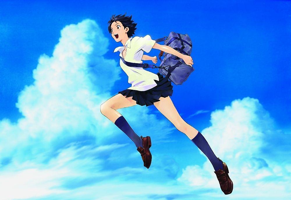 Das Mädchen, das durch die Zeit sprang - Artwork - Bildquelle: 2006 TOKIKAKE FILM PARTNERS