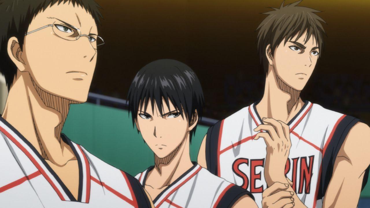 Es gibt nur eine Antwort - Bildquelle: Tadatoshi Fujimaki/SHUEISHA,Team Kuroko