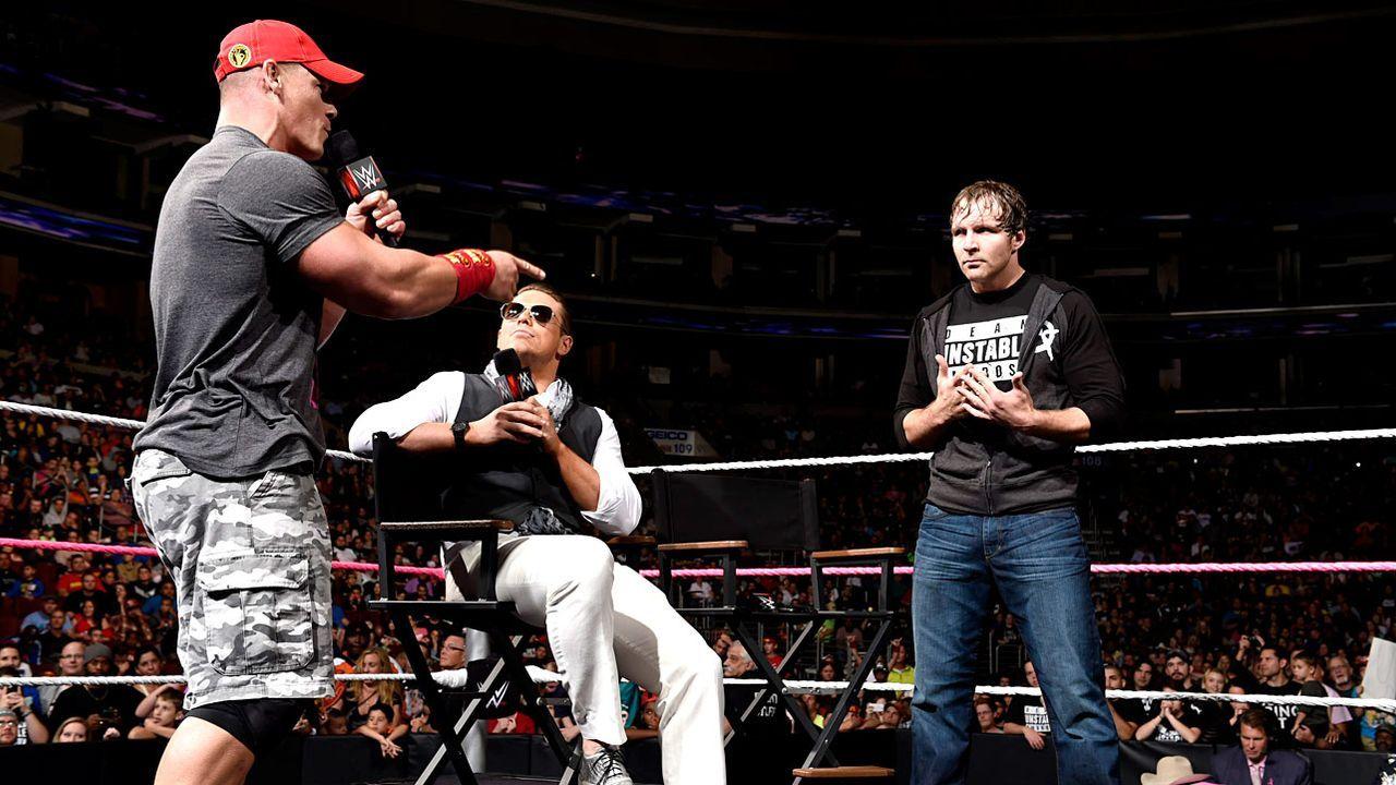 SmackDown vom 11. Oktober15