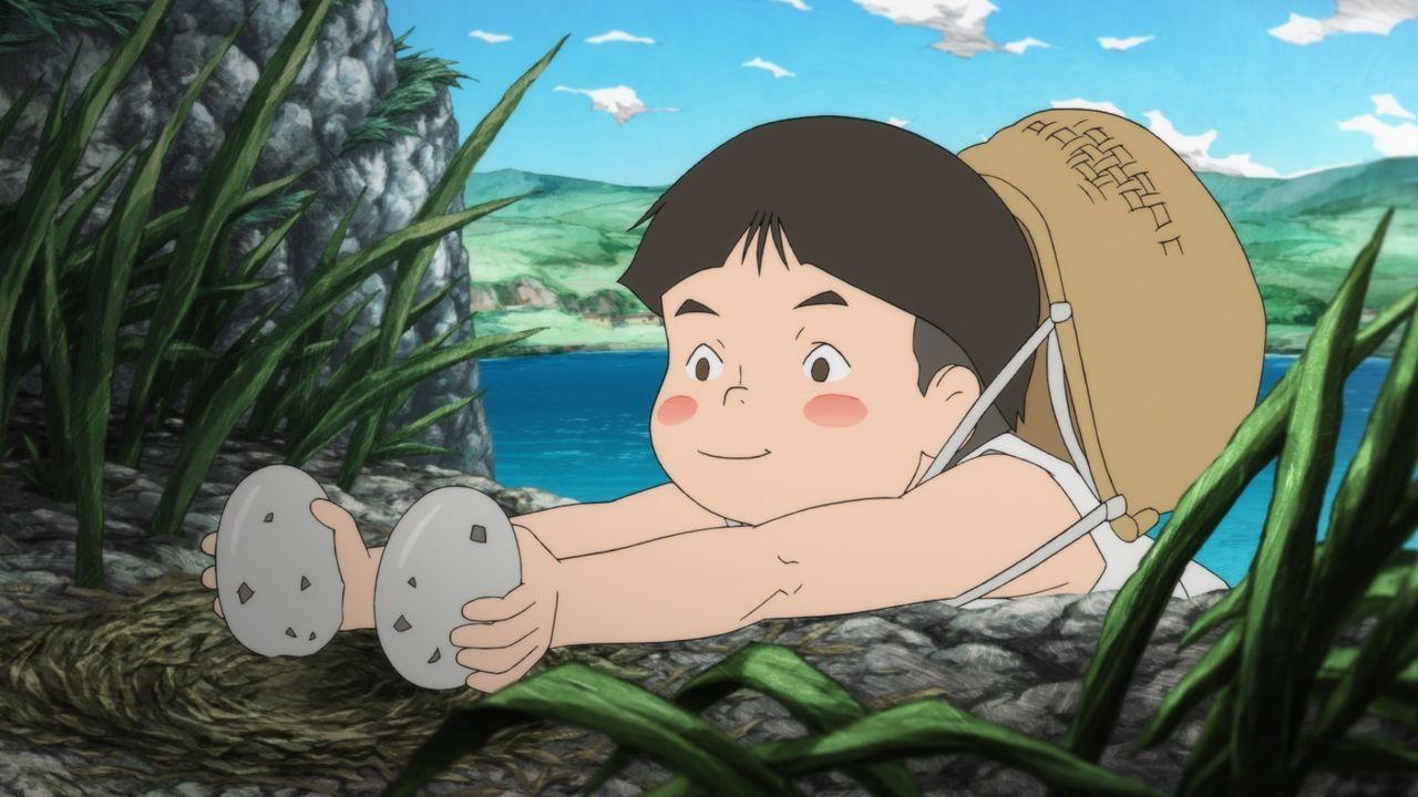 Ein mehrfach ausgezeichnetes Anime-Drama, basierend auf einer wahren Geschic... - Bildquelle: 2014 JAME