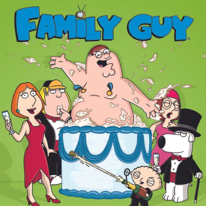 (4. Staffel) - Family Guy ... - Bildquelle: TM +   2005 Twentieth Century Fox Film Corporation. All Rights Reserved.